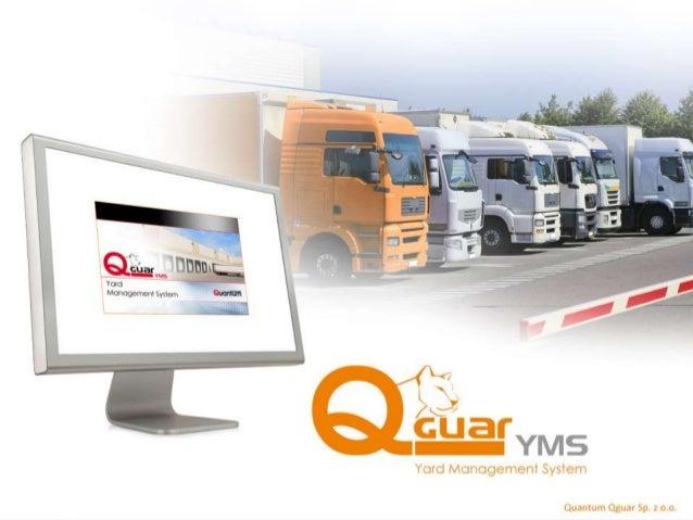 4WEB RTS ADR DAS APS OTM PILOT Queryser BI MESSAGING DASHBOARD Qguar YMS – eine unserer Lösungen aus dem SCE Software Port...