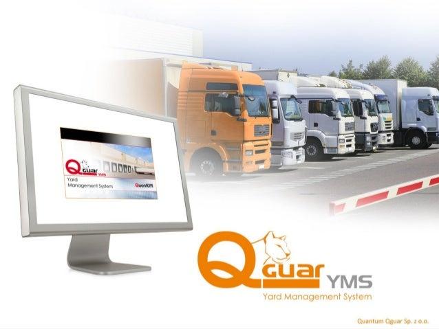 4WEB RTS ADR DAS APS OTM PILOT Queryser BI MESSAGING DASHBOARD QGUAR YMS - jeden z wielu w palecie systemów SCE VW - VISUA...