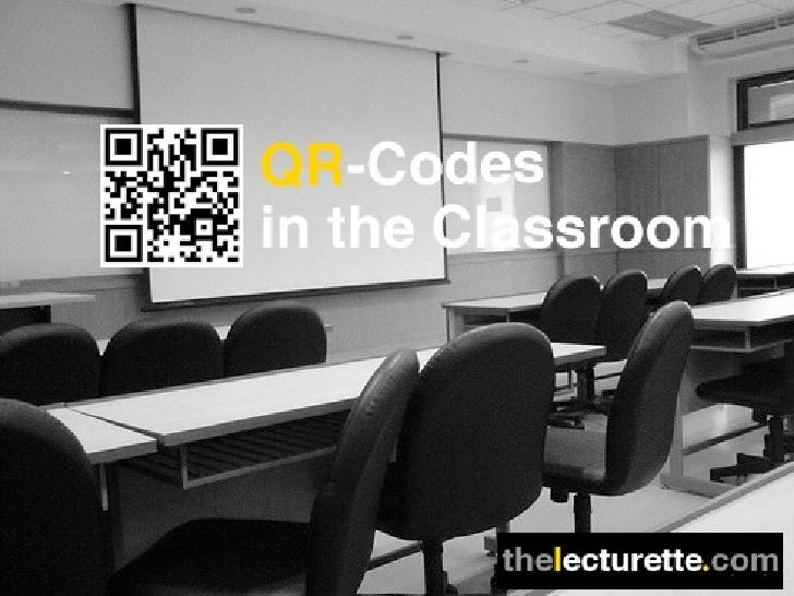 So what are QR-codes anyway?