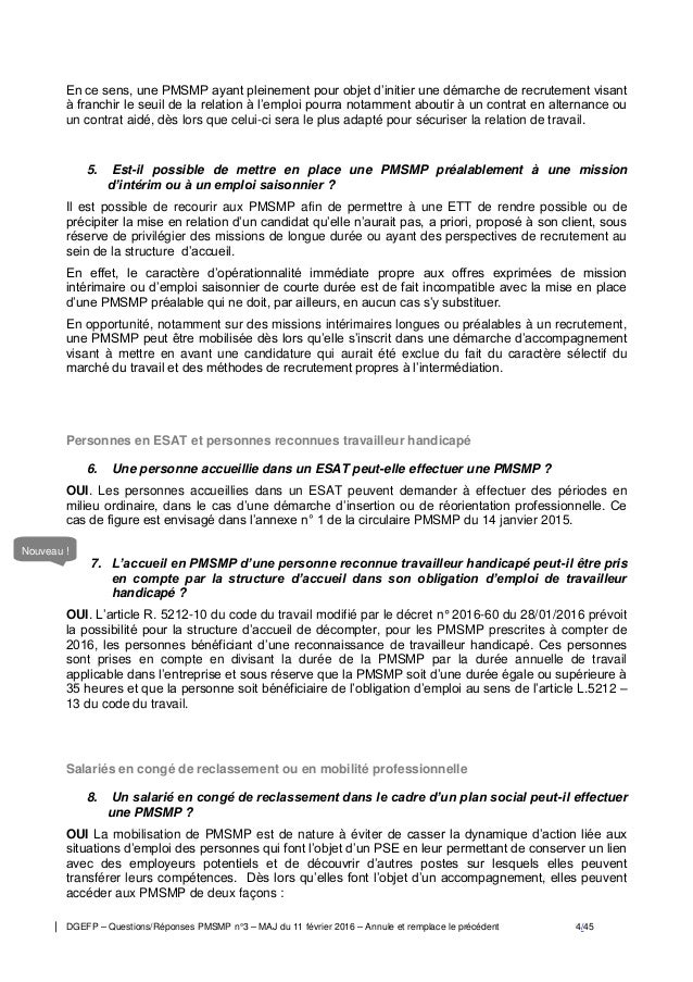 Pmsmp Question Reponses N 3 11 02 2016