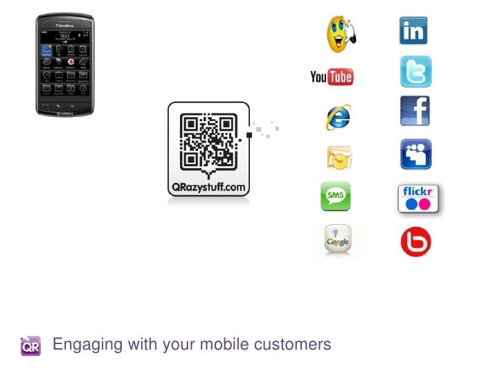 Engaging with your mobile customers<br />
