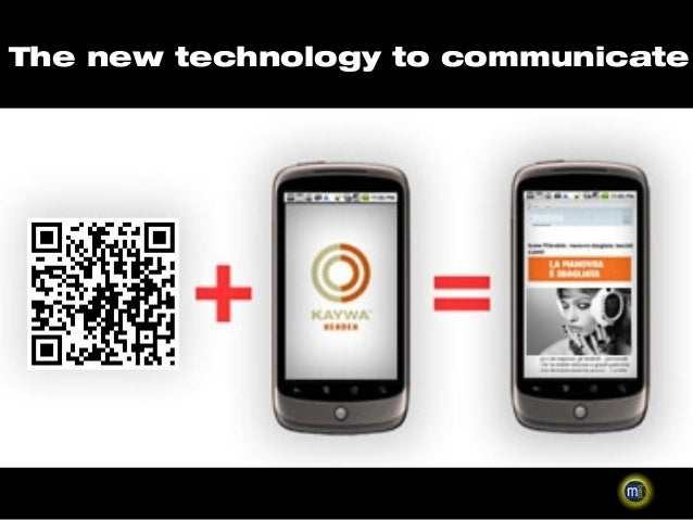 Advertising & QR code    is an example of augmented reality (AR)