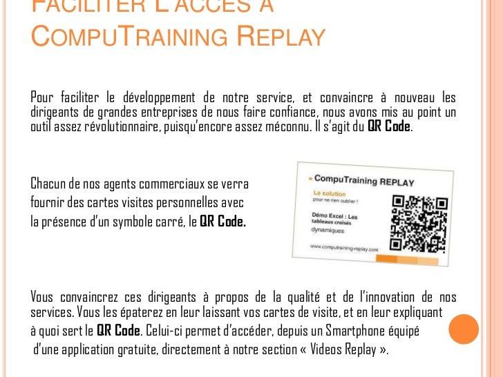 Qr Code Compu Training