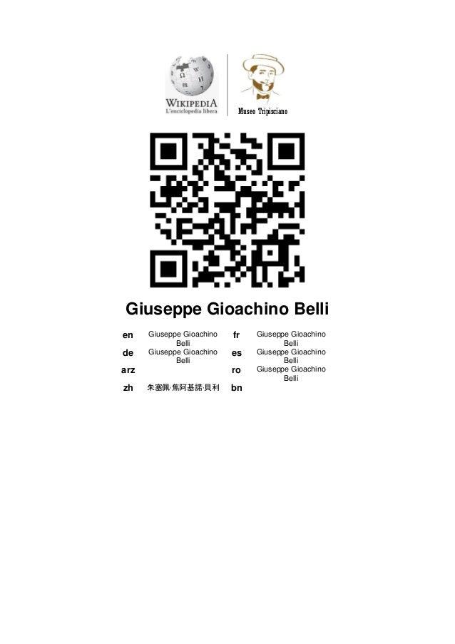 Museo Tripisciano  Giuseppe Gioachino Belli  en  Giuseppe Gioachino Belli  fr  Giuseppe Gioachino Belli  de  Giuseppe Gioa...