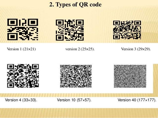 Qr code ppt
