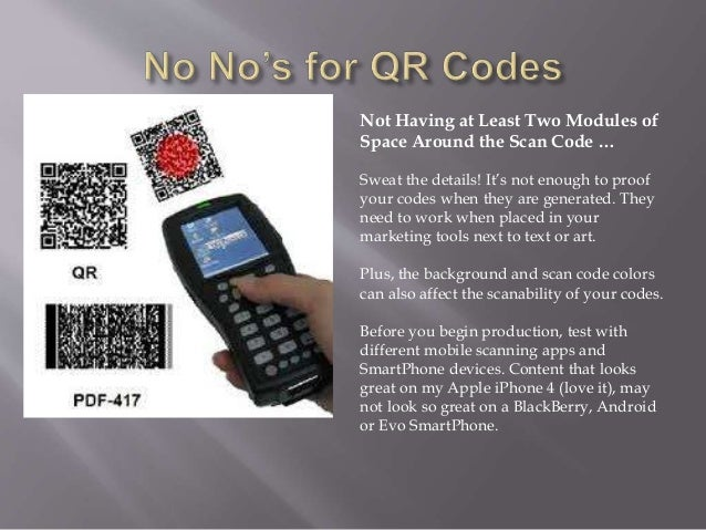 Secret Insights of QR Codes, Yes they are the NEXT BigThing!