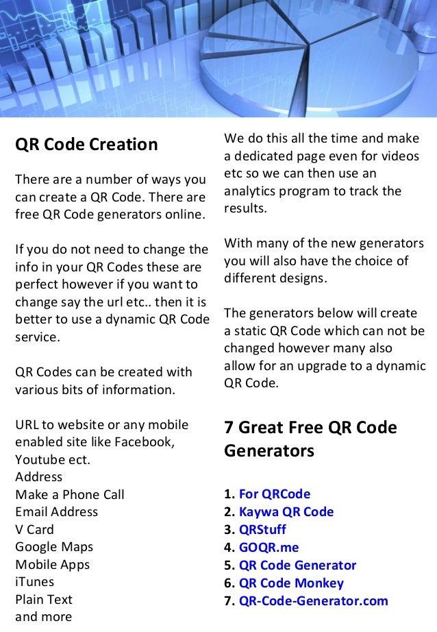 QR Codes Explained Digital Magazine