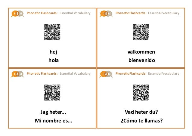 Phonetic Flashcards: Essential Vocabulary Phonetic Flashcards: Essential Vocabulary Phonetic Flashcards: Essential Vocabul...
