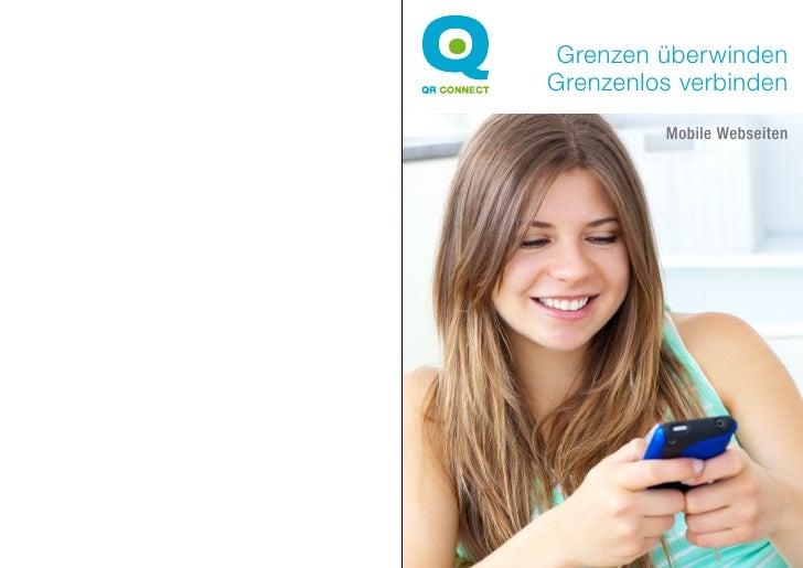 QR Connect Mobile Websites A4