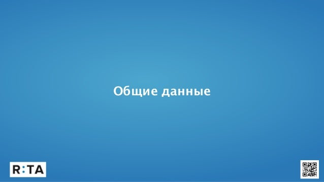 Mobile usage & QR codes scanning in Russia Slide 2