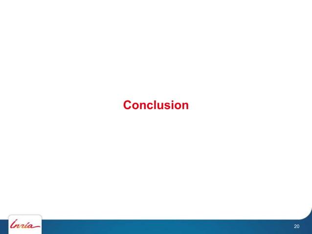 Conclusion 20