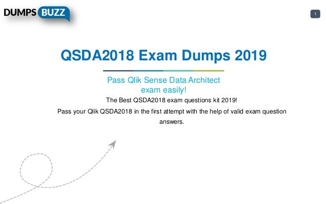 Qsda2018 pdf test dumps free qlik qsda2018 sample practice