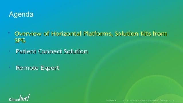 Cisco Confidential 4©2014 Cisco and/or its affiliates. All rights reserved. SPG Platforms & Services Portfolio Next Genera...