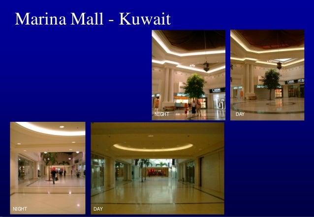 Marina Mall - Kuwait  Salem al-Mubark court  Virgin corridor  Marina corridors  Wide corridor  The one store (exterior)  M...