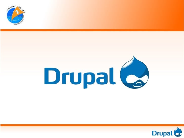 Hi, I'm Drupal     ●   What is Drupal?    ●   Jargon Busting    ●   Using Drupal        Websites     01/07/10             ...