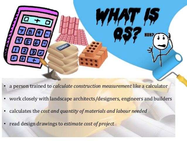 the accuracy of quantity surveyors A four-way classification system of quantity surveyors' estimating behaviour is developed according to the accuracy level in terms of mean deviation and coefficient of variation and the order of ranking is sensible estimator (low mean deviation and low coefficient of variation), biased estimator (high mean deviation and low coefficient of.