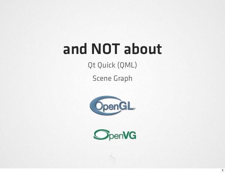 Efficient Graphics with Qt