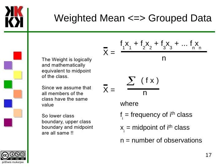 Worksheet Central Tendency Formula qt1 03 measures of central tendency 17