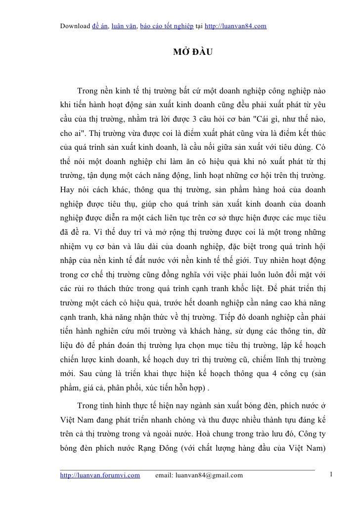 Download đề án, luận văn, báo cáo tốt nghiệp tại http://luanvan84.com                                     MỞ ĐẦU     Trong...