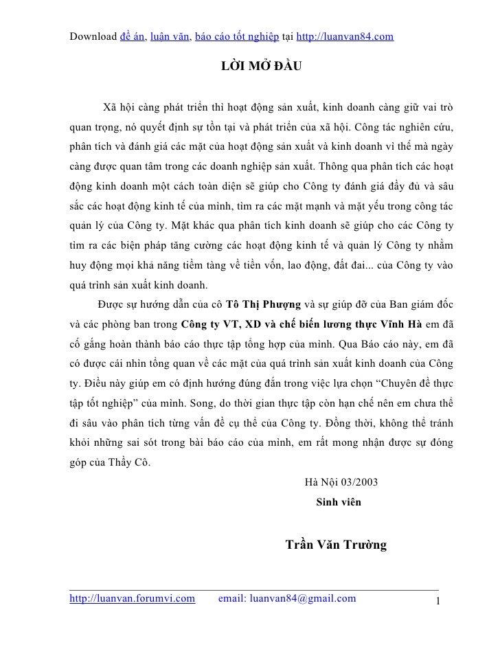Download đề án, luận văn, báo cáo tốt nghiệp tại http://luanvan84.com                                 LỜI MỞ ĐẦU       Xã ...
