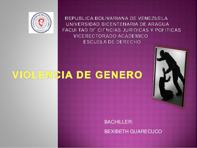 BACHILLER:  BEXIBETH GUARECUCO