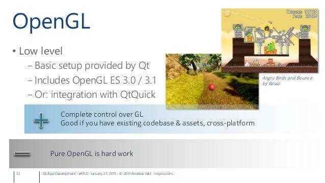 Qt App Development - Cross-Platform Development for