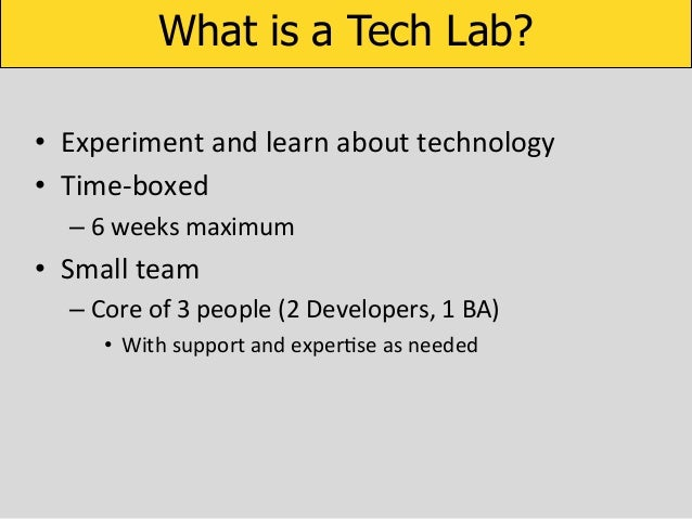 QTB Technology Lab - The Travel Domain, Beyond SQL, the Cloud, and more... Slide 3