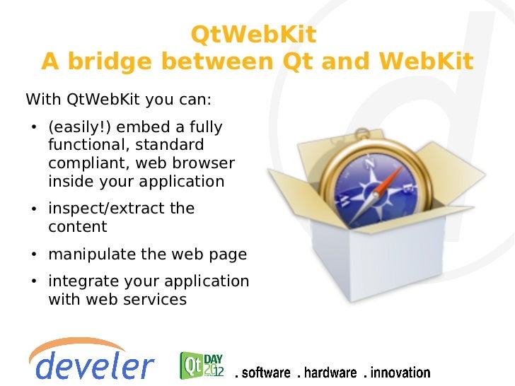 Qt & Webkit