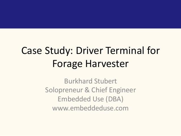 Burke Case Study (Mkg Rsch)