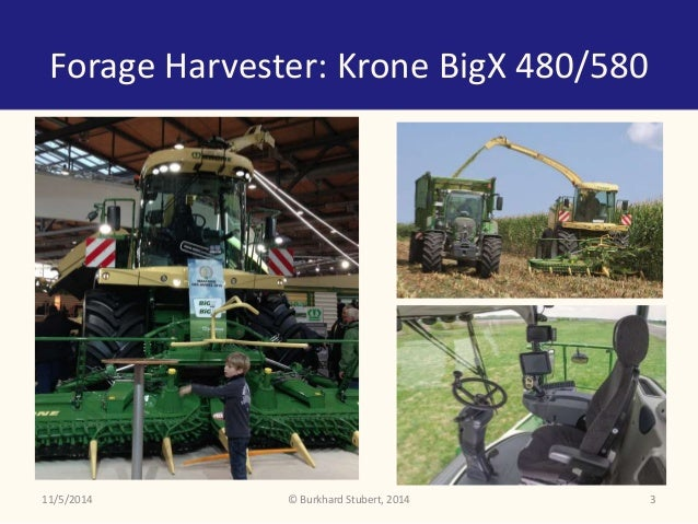 Developing Driver Terminal for Forage Harvester with QML and Qt Slide 3