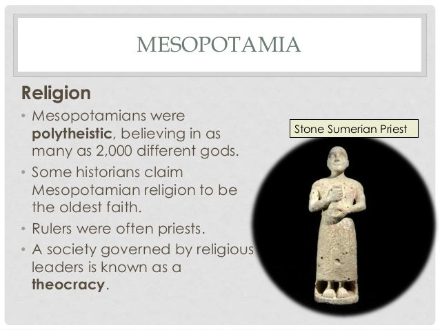 why had been priests ultra powerful on mesopotamian society