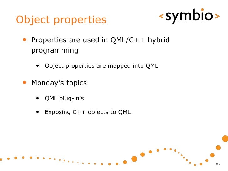 c dynamic properties from dictionary
