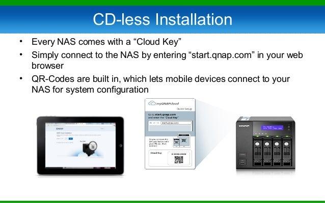 QNAP QTS 4 0 Overview