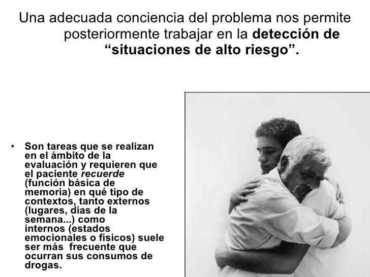 Psicoterapia de las adicciones Slide 3