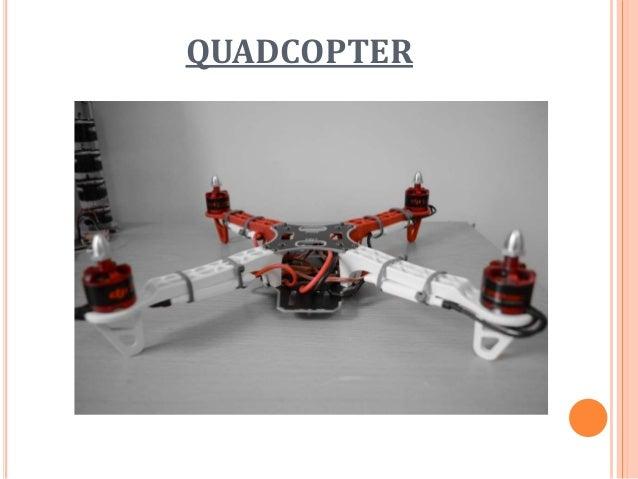 Quadcopter Slide 2