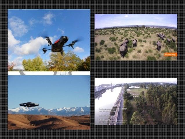 PROJECT OBJECTIVES •  2 Main Tasks •  Science Fair Presentation • •  •  Kinect Integration Gesture Based Control  AR Drone...