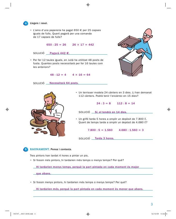 Quadernet Solucions 3r Trimestre Slide 3