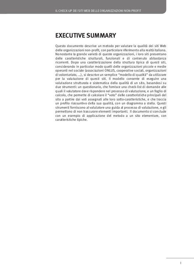 osservatorio per il non profit 2013  II