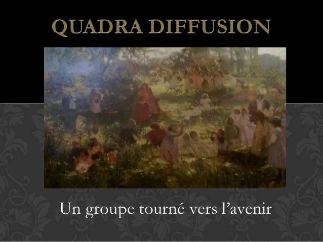 Aurélie Benoit  Régis Thomas  Un groupe tourné vers l'avenir