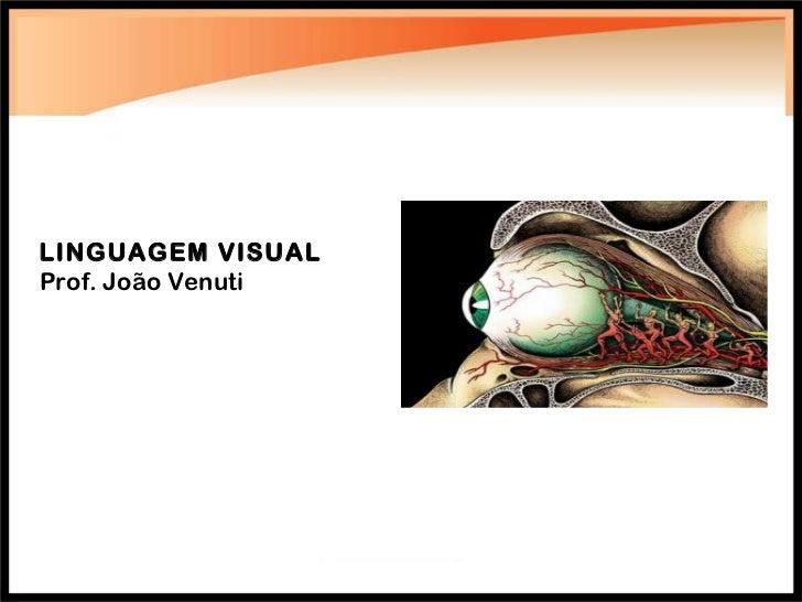 LINGUAGEM VISUAL Prof. João Venuti
