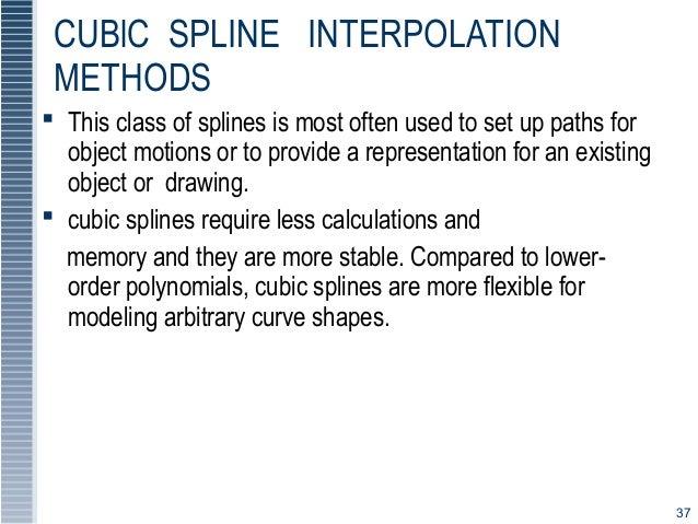 Quadric surfaces in computer graphics ppt