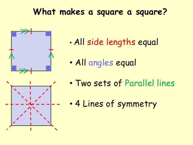 what has 2 pairs of parallel sides