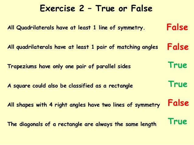 What shape has two pairs of parallel sides?