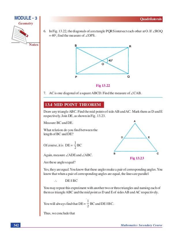 Quadrilaterals geometry 16 ccuart Images