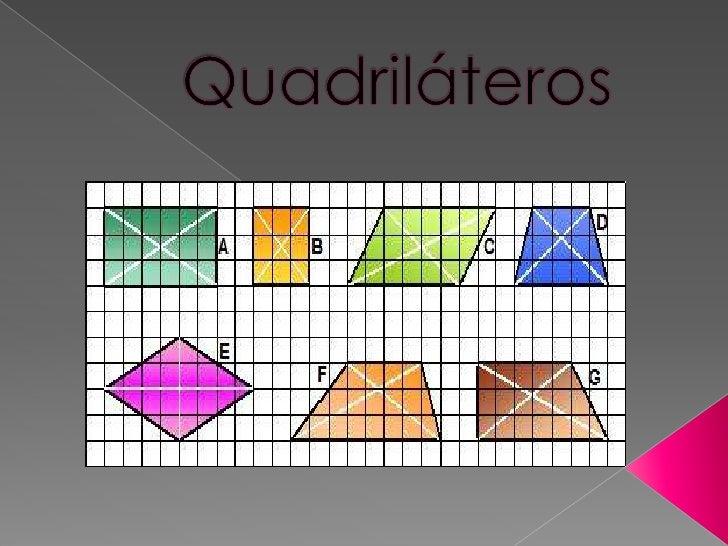 Quadriláteros<br />