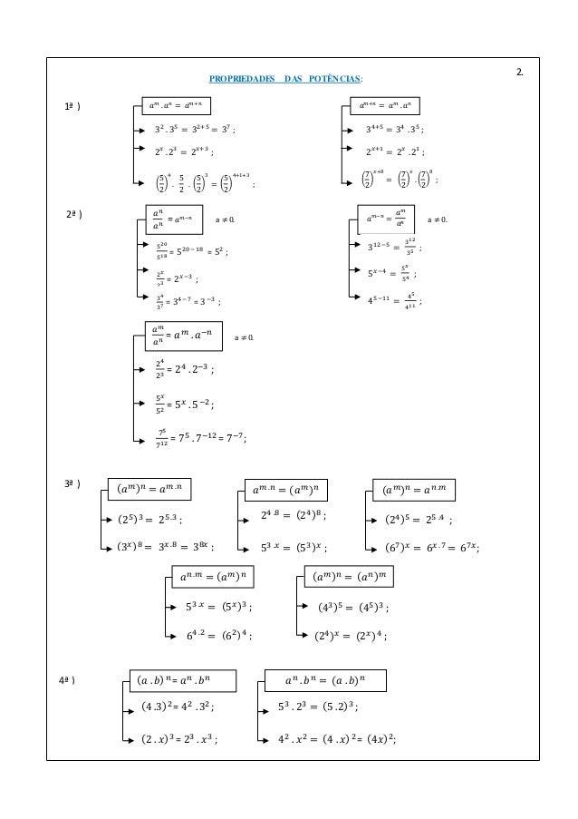 a ≠ 0. 𝑎 𝑚 𝑎 𝑛 = 𝑎 𝑚 . 𝑎−𝑛 24 23 = 24 .2−3 ; 5 𝑥 52 = 5 𝑥 .5−2 ; 75 712 = 75 .7−12 = 7−7; 𝑎 𝑚 𝑛 = 𝑎 𝑛 𝑚 43 5 = 45 3 ; 24 𝑥...