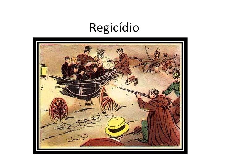 Regicídio<br />