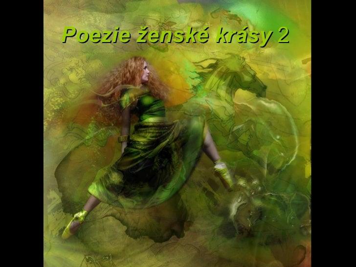 Poezie ženské krásy  2