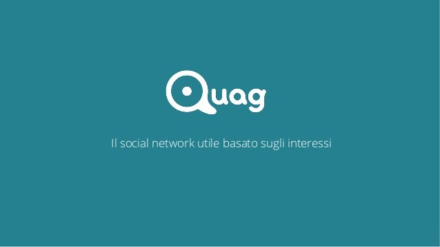 Il social network utile basato sugli interessi