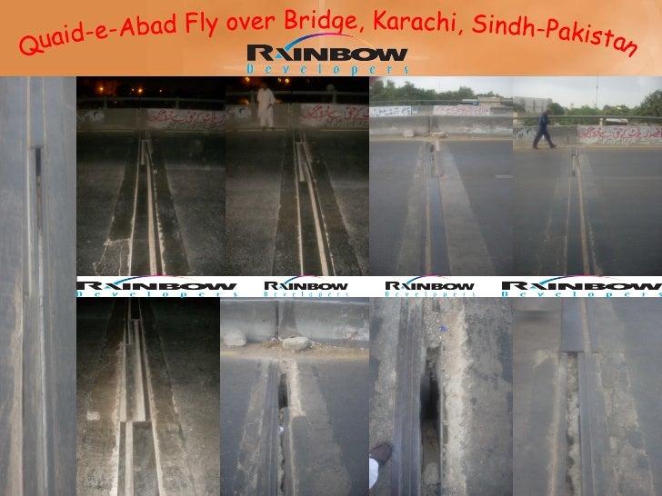 Quaid-e-Abad Fly over Bridge, Karachi, Sindh-Pakistan